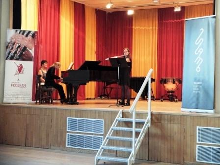 "Solistenwettbewerb ""Sonatina"" National"