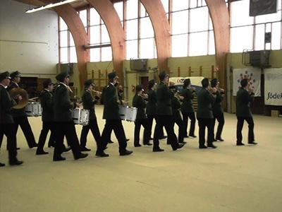 Einstufung der Spielmannszüge & Drumbands