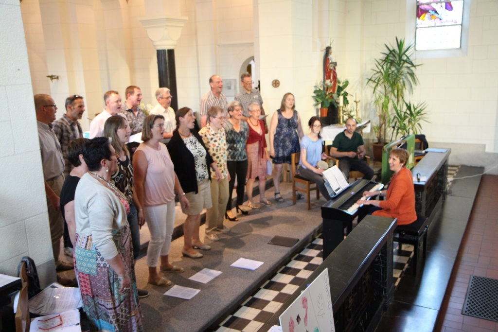 Stimmbildung für Chormitglieder des Südens Ostbelgiens 2020